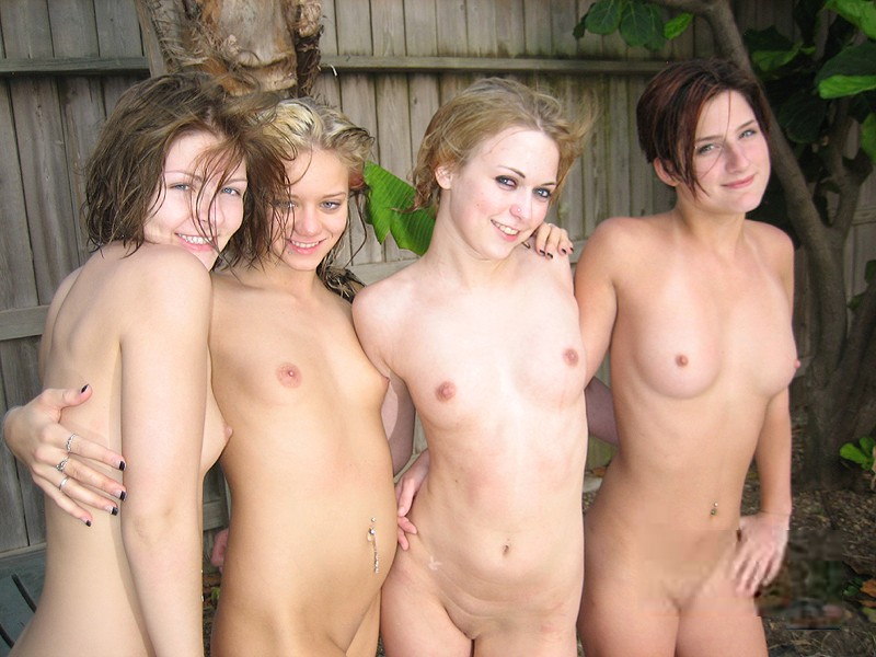 Naked Aussie School Girls In School